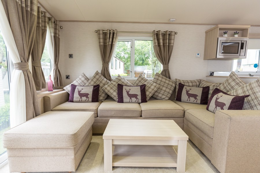 3 Bed Pine Caravan, Dog Friendly, Brynteg Holiday Park