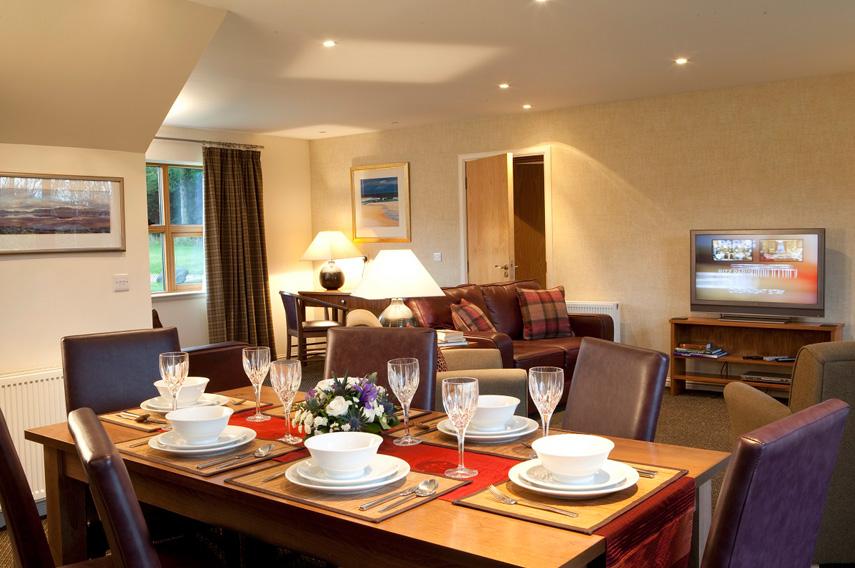 Crathes Lodge, Loch Lomond