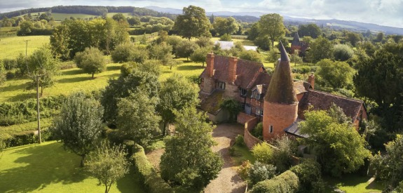 Holiday cottage Herefordshire