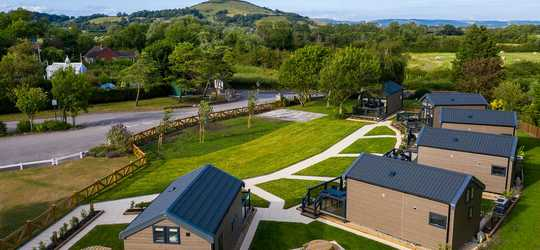 Stay 7 Nights for the Price of 5 at Home Farm, Burnham-on-Sea