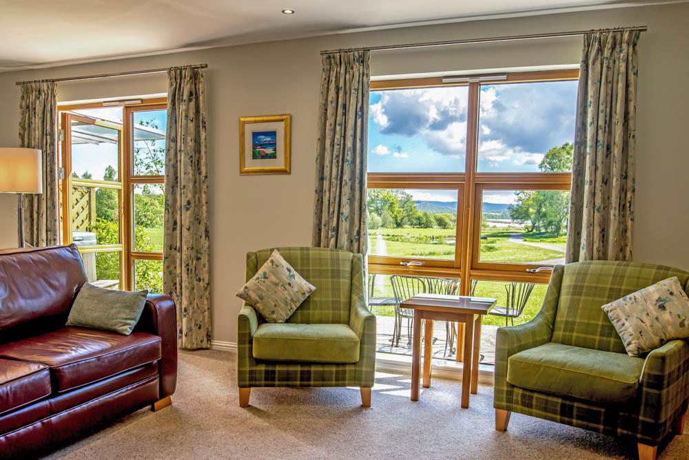 Lismore Lodge, Loch Lomond