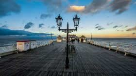 Seaside Piers