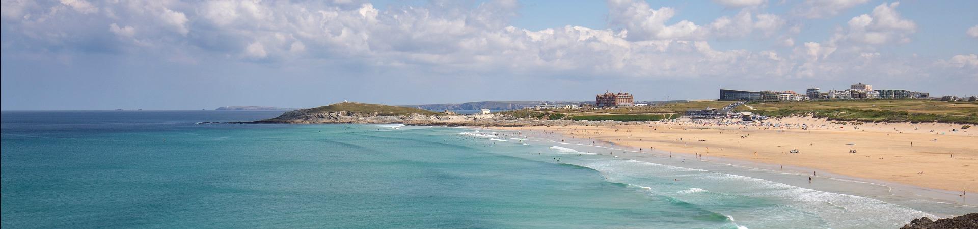Fistral Beach Holidays