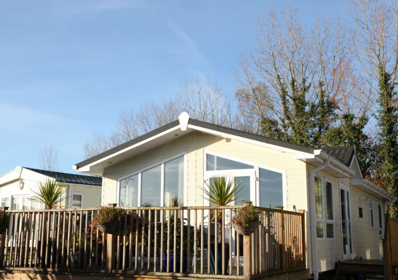Platinum Plus 2 Bed Caravan, Par Sands Dog Friendly