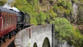 Jacobite Steam Train Scotland