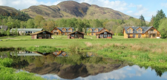 Loch Lomond Luxury Lodges Scotland
