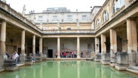 Roman Baths Somerset