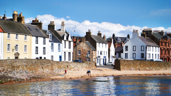Anstruther, near Sauchope Links