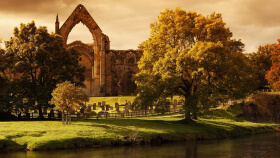 Bolton Abbey Yorkshire