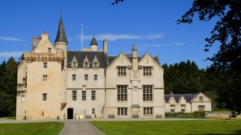 Brodie Castle Scotland