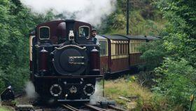 ffestiniog railway train