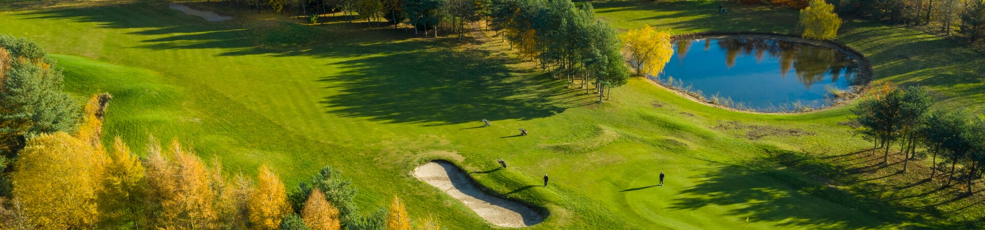 Lincolnshire Lodges with Golf