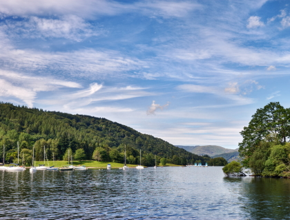 lake district cumbria england lakeside lakes lakeland kendal ambleside keswick derwentwater windermere ullswater scafell pike wastwater bowness bowness-on-windermere bassenthwaite wast water
