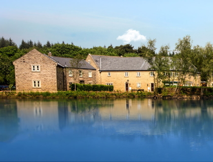 Darwin Lake Holiday Village Peak District Derbyshire