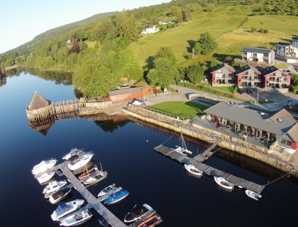 Loch Tay Holiday Homes Taymouth Marina scotland