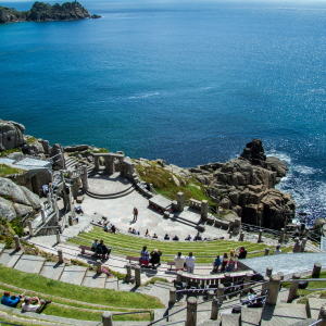 How to Get to the Minack Theatre in Penzance