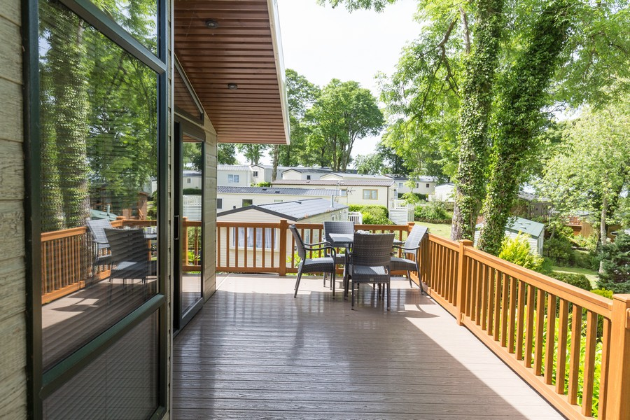 3 Bed Luxury Lodge, Brynteg