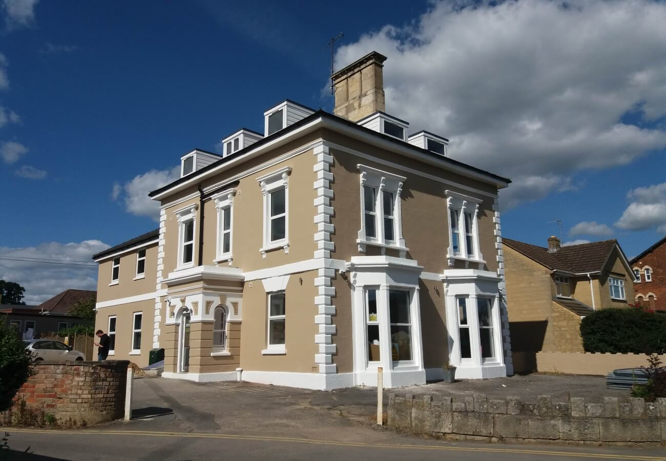 Standard Single Apartment, Five Valleys, Stroud
