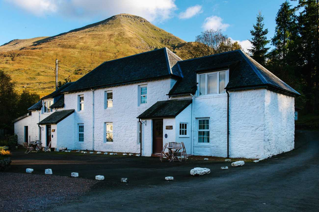 Curlew Cottage, Portnellan, Scotland photo