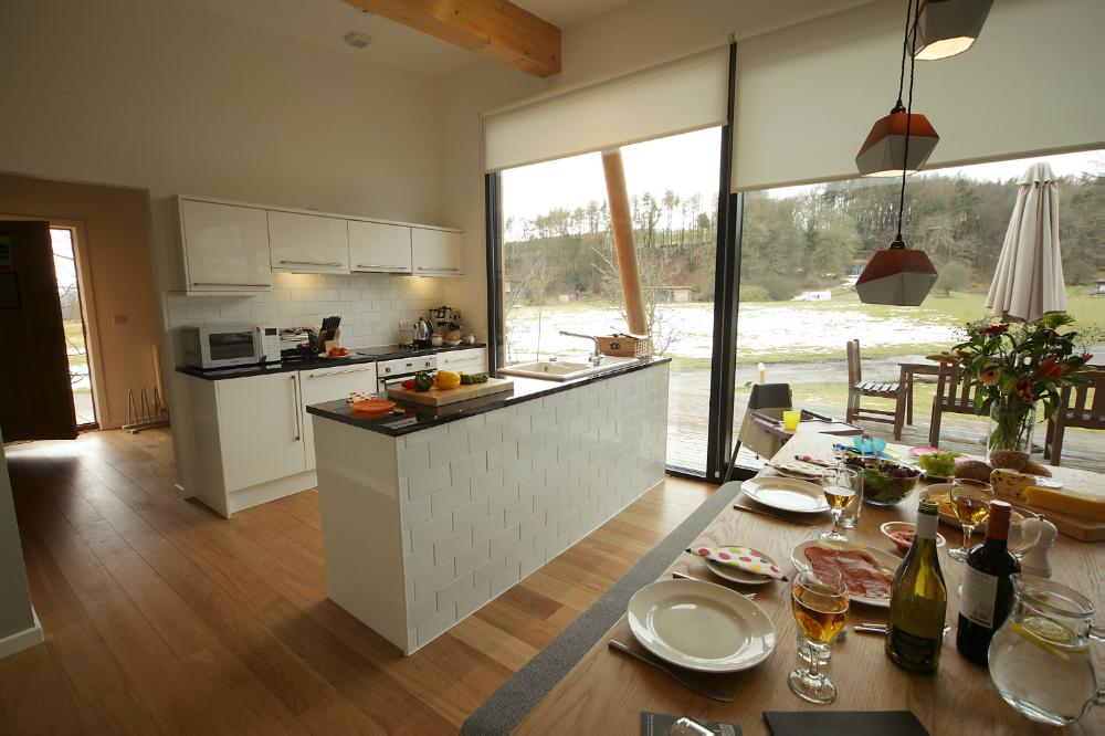 Premium 3 Bed Eco Lodge, Yorkshire Dales photo