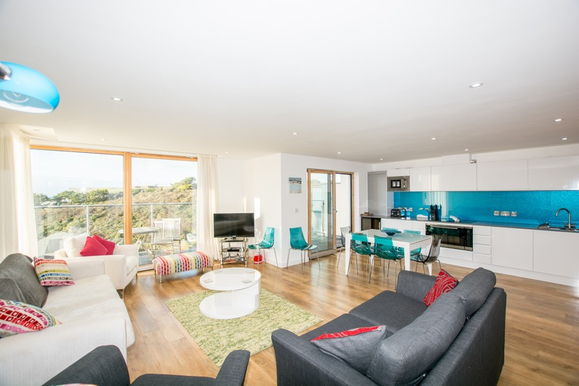 Waterbeach Holiday Cottage, Polzeath photo