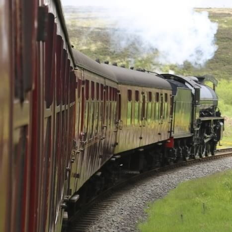 Discover the best heritage railways in the UK