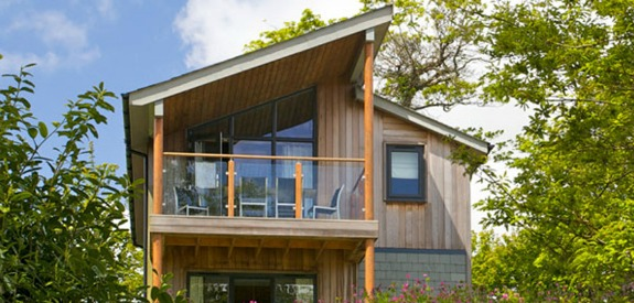 Woodland Lodges Cornwall